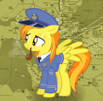 Achtung, Spitfire! by ColorCopyCenter