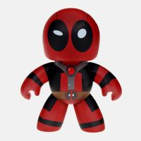 Mighty Muggs Deadpool 2 by DrewEiden