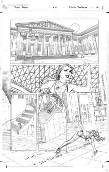 TR #13 Page 01 Pencil Low by derlissantacruz