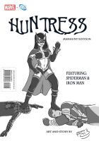 Huntress by SupesSoups