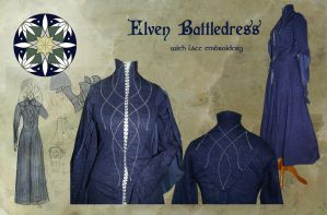 Elven Battledress by Anylon