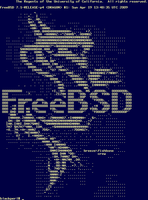 FreeBSD Dragon by breeze-fbn