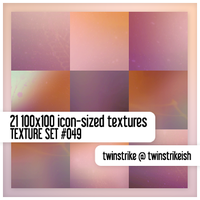 Texture Set 049 by twinstrikeish