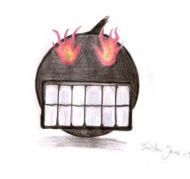 Anger Smiley by Time84