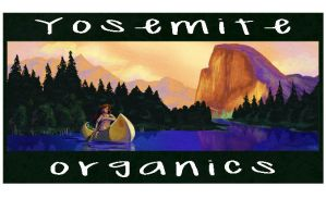 Yosemite Organics Label by LynxGriffin