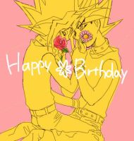Happy Birthday! 6/4 by yugihara