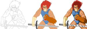Lion-o by alleckx