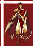 Queen's  Guard Talon (original fanskin) by ShiNaa