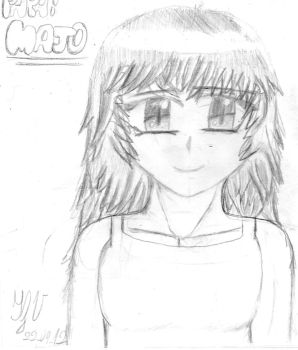 For: Majo by Ivowolf77