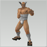 T6 Fundoshi Heihachi by Sticklove