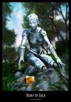 Heart of Gold by Fredy3D