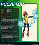 VGCD: Pulse Man - Pulse Man by CaptainVigilante