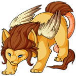 Pet Auction: Lion by hobbledehoy
