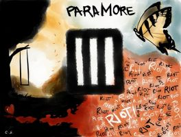 Paramore love by Cate397