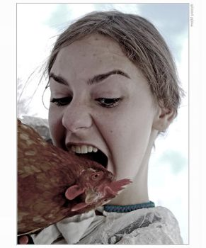 Chicken Love 'The End' by MajklPussyK