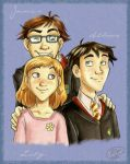 Potter kids_DH by roby-boh