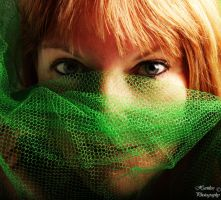 Green eyes by photographygirl13