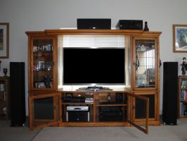 Home Theater Equipment by climber07