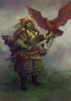 Orc Ranger by Windmaker