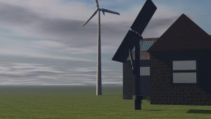 Turbine Pole House Simplified 0404 by ldjessee