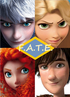 F.A.T.E. Cover by supereilonwypevensie