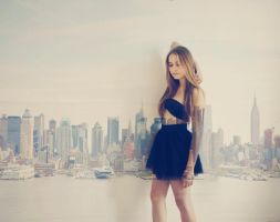 New York Girl by SuperSzajs