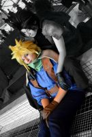 "Zack Cloud ""I'll be your guide"" by Hirako-f-w"