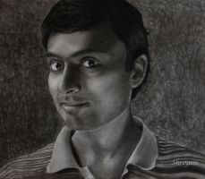 Self Portrait by sgandhi14