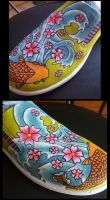 This is a shoe by twistedkitsune