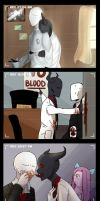 A Day of Slender PhD by Alloween
