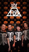 FOB Halloween iPhone wallpaper   by Maddy4015
