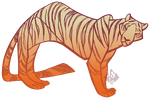 Red Tiger by oxboxer