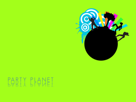 Party Planet by mep92