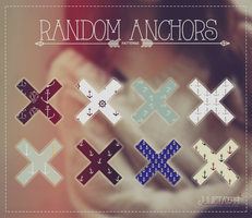 Random Anchors {Patterns} by Julieta7599