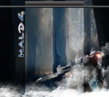 Halo 4 Youtube Background by Winter-218