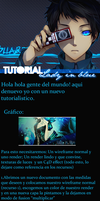 Tutorial Lady in blue-ESP by Mr-Creepy