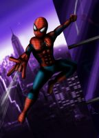 Spider-Man by IreneLaMagra