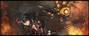 Elsword Veteran Command Signature By Xsorakurosaki by xSoraKurosaki