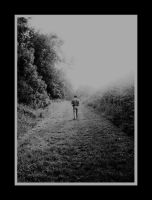 Walking Away by Forestina-Fotos