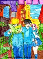 Love friendship and school .. You can ask for more by NarukoO92KisS