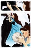 Vader and Padme by lisuli79
