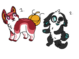 2 Adopts For Sale SOLD by P0CKYY
