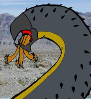The Graboid by Rixshaw