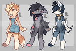 Canine Auction 2 - 3/3 OPEN by ghostblush