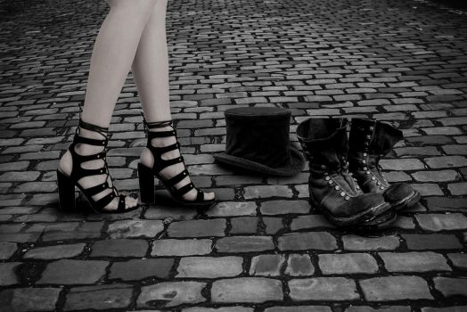 Old Boots by jmc-2