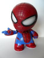 Spider-Munny by Dufton