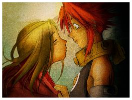 Endrealm - Kiss by scrotumnose