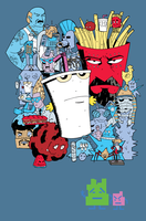AQUA TEEN HUNGER FORCE T! by future-parker