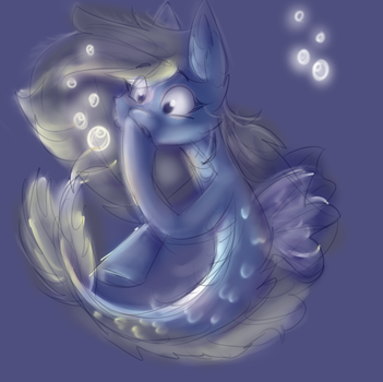 Mermare Candy Eater by CandyEater9115