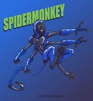 Spidermonkey by kjmarch